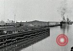Image of Ship entering the inner harbor canal New Orleans Louisiana USA, 1929, second 19 stock footage video 65675022220