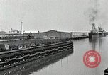Image of Ship entering the inner harbor canal New Orleans Louisiana USA, 1929, second 21 stock footage video 65675022220