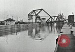 Image of Ship entering the inner harbor canal New Orleans Louisiana USA, 1929, second 27 stock footage video 65675022220