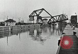 Image of Ship entering the inner harbor canal New Orleans Louisiana USA, 1929, second 29 stock footage video 65675022220