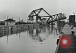 Image of Ship entering the inner harbor canal New Orleans Louisiana USA, 1929, second 30 stock footage video 65675022220