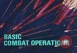 Image of AC-130 side firing aircraft Vietnam, 1969, second 20 stock footage video 65675022225