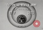 Image of Rifle squad in attack United States USA, 1965, second 2 stock footage video 65675022233
