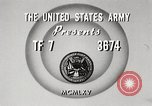 Image of Rifle squad in attack United States USA, 1965, second 5 stock footage video 65675022233