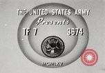 Image of Rifle squad in attack United States USA, 1965, second 8 stock footage video 65675022233