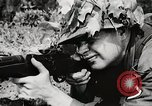 Image of Sergeant Collins' team advances United States USA, 1965, second 57 stock footage video 65675022234