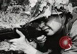 Image of Sergeant Collins' team advances United States USA, 1965, second 58 stock footage video 65675022234
