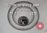 Image of Rifle squad in Defense Part II United States USA, 1965, second 10 stock footage video 65675022238