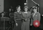 Image of Andrews Sisters United States USA, 1944, second 6 stock footage video 65675022242