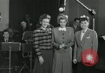 Image of Andrews Sisters United States USA, 1944, second 9 stock footage video 65675022242