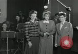 Image of Andrews Sisters United States USA, 1944, second 10 stock footage video 65675022242