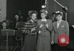 Image of Andrews Sisters United States USA, 1944, second 13 stock footage video 65675022242