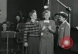 Image of Andrews Sisters United States USA, 1944, second 14 stock footage video 65675022242