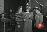 Image of Andrews Sisters United States USA, 1944, second 16 stock footage video 65675022242