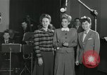 Image of Andrews Sisters United States USA, 1944, second 20 stock footage video 65675022242