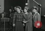 Image of Andrews Sisters United States USA, 1944, second 22 stock footage video 65675022242