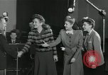 Image of Andrews Sisters United States USA, 1944, second 23 stock footage video 65675022242
