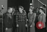 Image of Andrews Sisters United States USA, 1944, second 28 stock footage video 65675022242