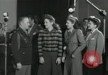 Image of Andrews Sisters United States USA, 1944, second 29 stock footage video 65675022242