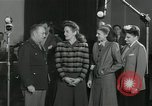 Image of Andrews Sisters United States USA, 1944, second 33 stock footage video 65675022242