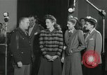 Image of Andrews Sisters United States USA, 1944, second 38 stock footage video 65675022242