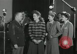 Image of Andrews Sisters United States USA, 1944, second 39 stock footage video 65675022242
