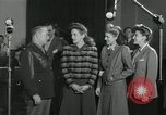 Image of Andrews Sisters United States USA, 1944, second 42 stock footage video 65675022242