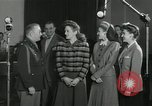 Image of Andrews Sisters United States USA, 1944, second 49 stock footage video 65675022242