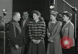 Image of Andrews Sisters United States USA, 1944, second 50 stock footage video 65675022242