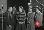 Image of Andrews Sisters United States USA, 1944, second 51 stock footage video 65675022242