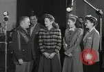 Image of Andrews Sisters United States USA, 1944, second 52 stock footage video 65675022242