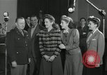 Image of Andrews Sisters United States USA, 1944, second 54 stock footage video 65675022242