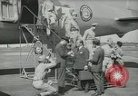 Image of Actors rehearsing roles in film United States USA, 1944, second 38 stock footage video 65675022245