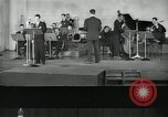 Image of Perry Como and orchestra broadcast song Now New York United States USA, 1943, second 2 stock footage video 65675022249