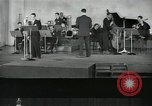 Image of Perry Como and orchestra broadcast song Now New York United States USA, 1943, second 3 stock footage video 65675022249