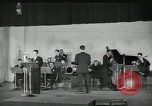 Image of Perry Como and orchestra broadcast song Now New York United States USA, 1943, second 7 stock footage video 65675022249