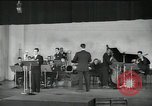 Image of Perry Como and orchestra broadcast song Now New York United States USA, 1943, second 9 stock footage video 65675022249