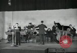 Image of Perry Como and orchestra broadcast song Now New York United States USA, 1943, second 13 stock footage video 65675022249
