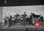 Image of Perry Como and orchestra broadcast song Now New York United States USA, 1943, second 14 stock footage video 65675022249