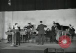Image of Perry Como and orchestra broadcast song Now New York United States USA, 1943, second 15 stock footage video 65675022249