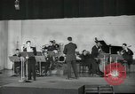 Image of Perry Como and orchestra broadcast song Now New York United States USA, 1943, second 16 stock footage video 65675022249