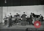 Image of Perry Como and orchestra broadcast song Now New York United States USA, 1943, second 21 stock footage video 65675022249