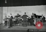 Image of Perry Como and orchestra broadcast song Now New York United States USA, 1943, second 22 stock footage video 65675022249