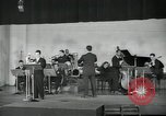 Image of Perry Como and orchestra broadcast song Now New York United States USA, 1943, second 23 stock footage video 65675022249