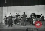 Image of Perry Como and orchestra broadcast song Now New York United States USA, 1943, second 24 stock footage video 65675022249