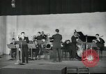 Image of Perry Como and orchestra broadcast song Now New York United States USA, 1943, second 25 stock footage video 65675022249