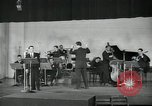 Image of Perry Como and orchestra broadcast song Now New York United States USA, 1943, second 26 stock footage video 65675022249