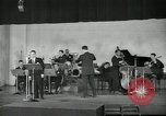 Image of Perry Como and orchestra broadcast song Now New York United States USA, 1943, second 27 stock footage video 65675022249