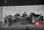 Image of Perry Como and orchestra broadcast song Now New York United States USA, 1943, second 28 stock footage video 65675022249