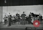Image of Perry Como and orchestra broadcast song Now New York United States USA, 1943, second 29 stock footage video 65675022249